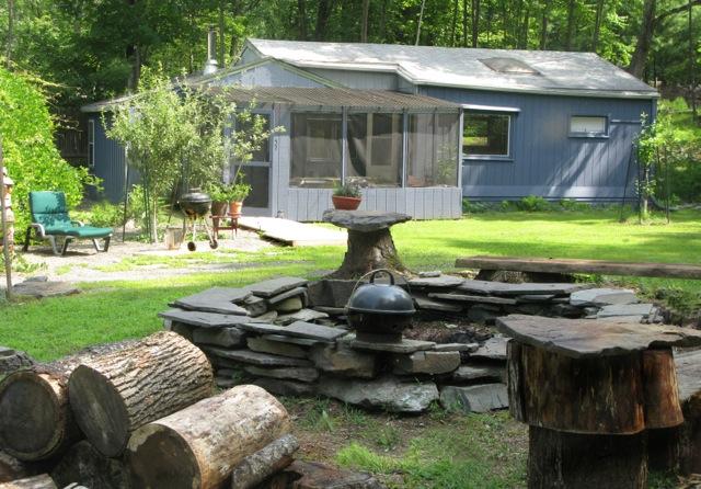 The Pike Lane Cabin